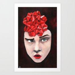 Gifted Art Print