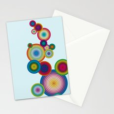 Circles #1 Stationery Cards