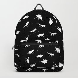 Let's jurassic death away Backpack