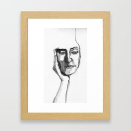 boredom #2 Framed Art Print