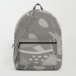 Succulents Camouflage Backpack