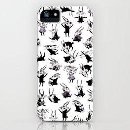 Odal Pattern iPhone Case