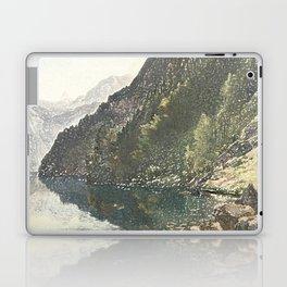 To the loch Laptop & iPad Skin