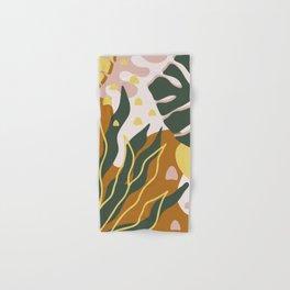 Floral Magic Hand & Bath Towel