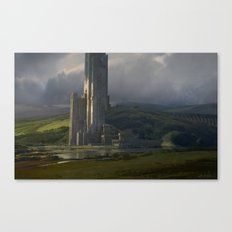 The Great Tower Canvas Print