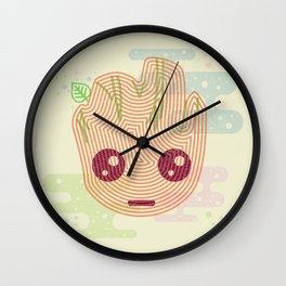 TWIG Wall Clock
