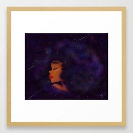Universe Made Framed Art Print