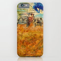 WHEN THE DUST SETTLES iPhone 6s Slim Case