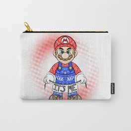 It's ME, Mario !  Carry-All Pouch