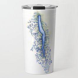 Seneca Lake Travel Mug