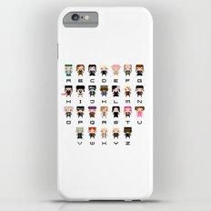 Harry Potter Alphabet iPhone 6 Plus Slim Case