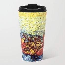 Terrarium Otter Travel Mug