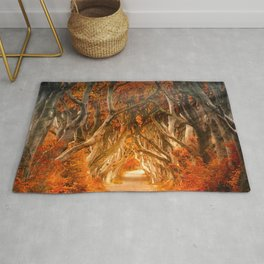The Magic Forest Rug