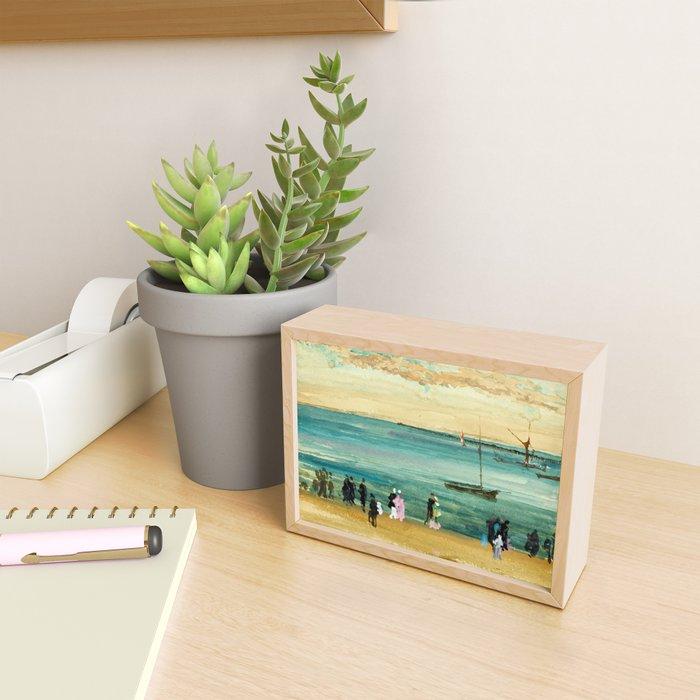 James McNeill Whistler Southend Pier Framed Mini Art Print
