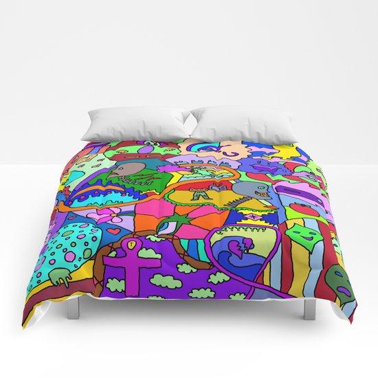 Abstract 16, RA Comforters