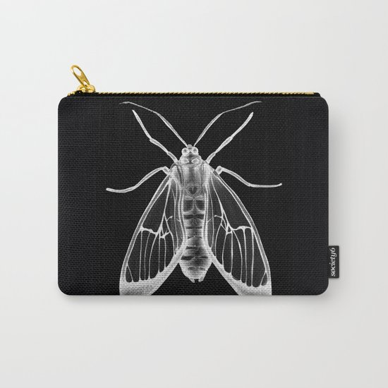 Wasp Moth II Carry-All Pouch