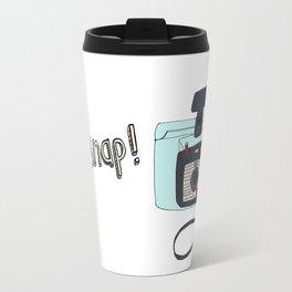 Oh, snap! Polaroid Camera Travel Mug