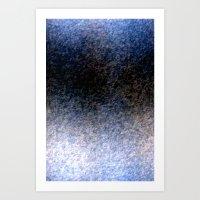 chrono trigger Art Prints featuring chrono by pixelplasma