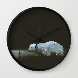 retrouvailles Wall Clock