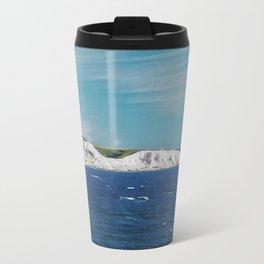 WHITE CLIFFS Travel Mug