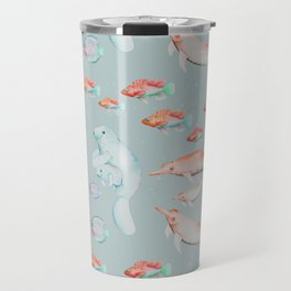 Amazon River Travel Mug