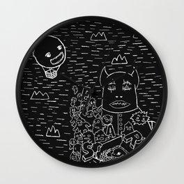 Armada Wall Clock