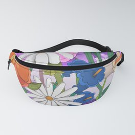 Party in the Garden Fanny Pack