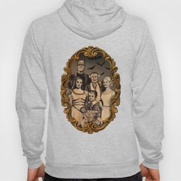 Munsters Family Portrait Hoody