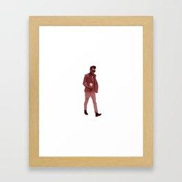 Iso2 Framed Art Print