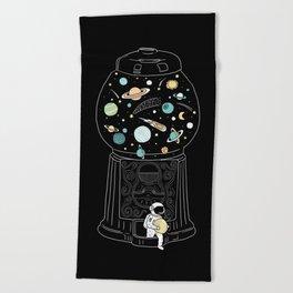 My Childhood Universe 2 Beach Towel