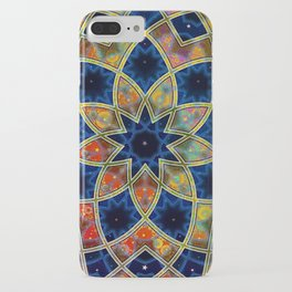 Starry Nine iPhone Case