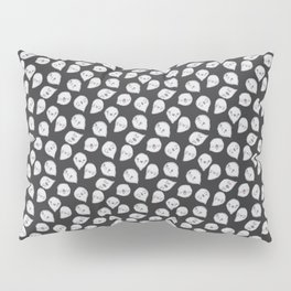 CUTE GHOST PARTY (BLACK) Pillow Sham