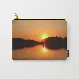 Sunset in May #decor #society6 Carry-All Pouch