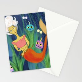 Whimsy and Friends Stationery Cards
