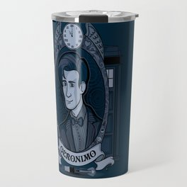 Something Blue Travel Mug