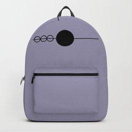 Black Sun Black Moon Backpack