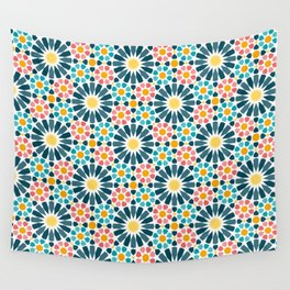 Arabesque Style Wall Tapestry