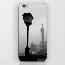Pearl Tower Shanghai iPhone Skin