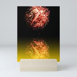 Firework Mini Art Print