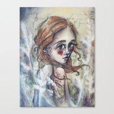 Hazel Canvas Print