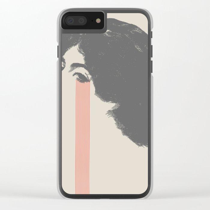 Tear Clear iPhone Case