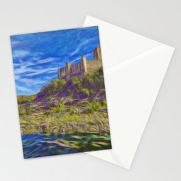 The Knights Templar fort of Almourol Stationery Cards