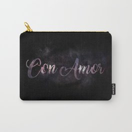 Con Amor Carry-All Pouch