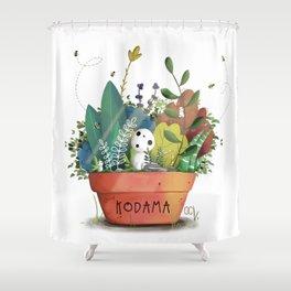Kodama Shower Curtain