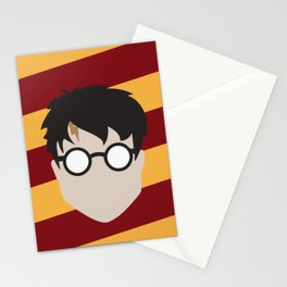 Gryffindon Seeker Stationery Cards
