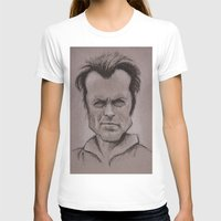 clint barton T-shirts featuring Clint by chadizms