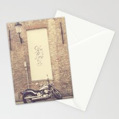Keep the love alive Stationery Cards