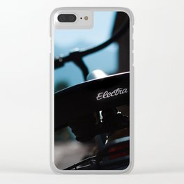 I Can Tell U Ride Clear iPhone Case