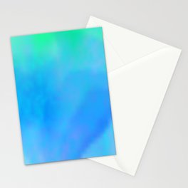 Blue Ocean Stationery Cards