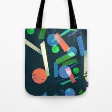Geometry 3 Tote Bag